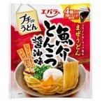 エバラ食品工業 プチッとうどん 魚介とんこつ醤油味 22g×4個 1袋の1枚目の写真