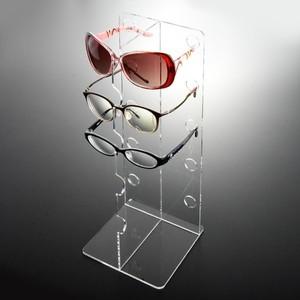 卓上型サングラススタンド【Bタイプ】5枚掛の1枚目の写真