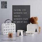 子供 こども 食器 セット DESIGN LETTERS デザインレターズ キッズ用食器セット カップ・プレート・ボウル Classics in a Suitcaseの1枚目の写真