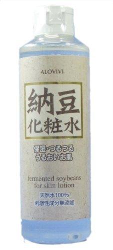 アロヴィヴィ 納豆化粧水の1枚目の写真