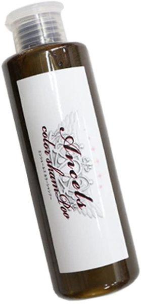 エンシェールズ カラーシャンプー 200mL ミルクティーシャンプーの1枚目の写真