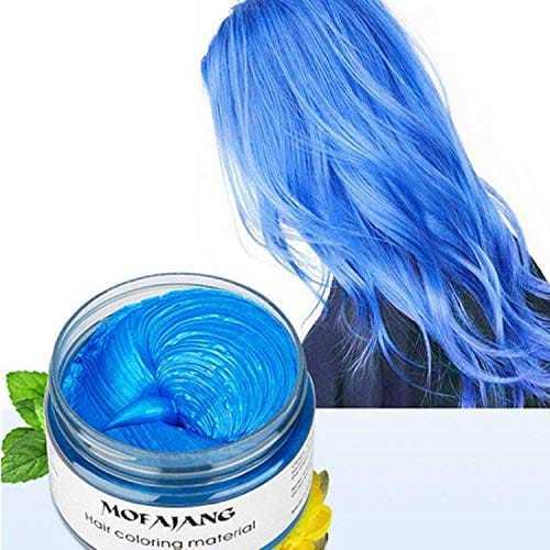 マンダ洋  カラーヘアーワックスの1枚目の写真