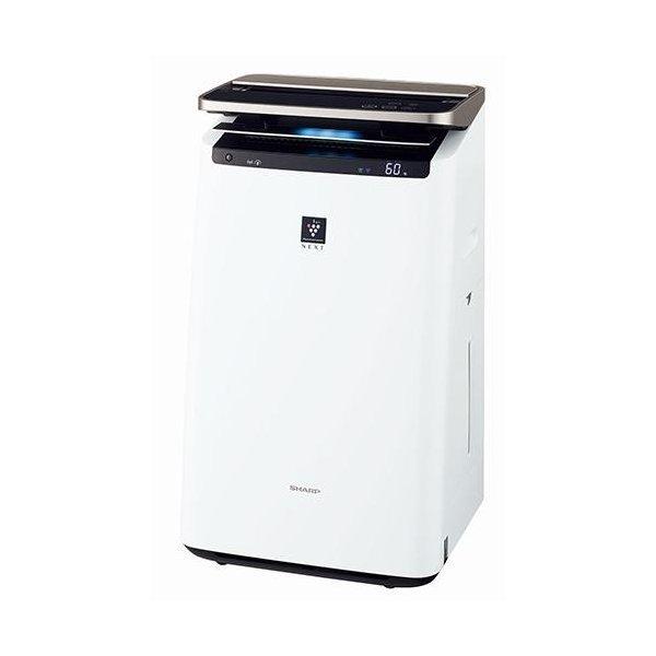 プラズマクラスター加湿空気清浄機 KI-NP100-Wの1枚目の写真