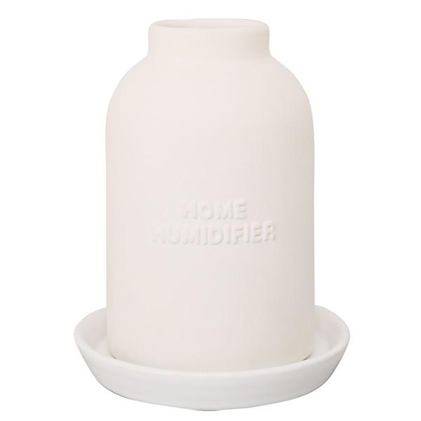 陶器加湿器 ウルエコ(ラウンド) の1枚目の写真