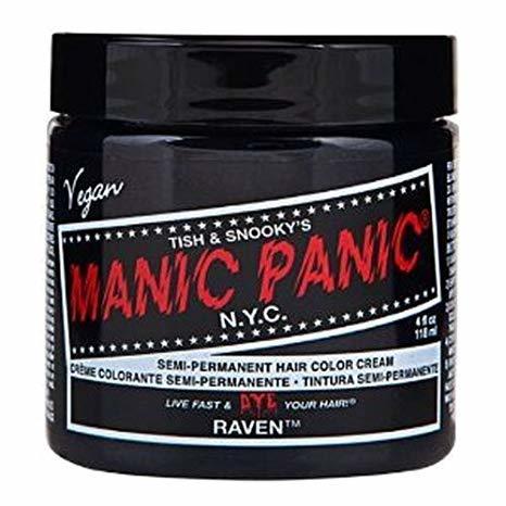 MANIC PANIC Hair Color Cream レイヴンの1枚目の写真
