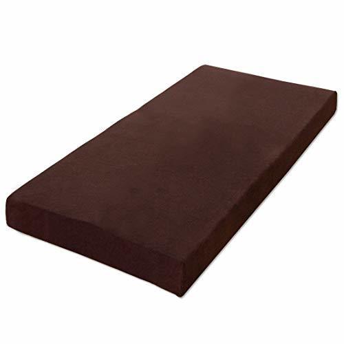 [シングル] 低反発マットレス 厚み8cm 洗えるカバー付き 〔13810004〕の1枚目の写真