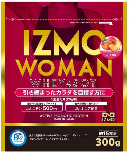 IZMO イズモ WOMANプロテインの1枚目の写真