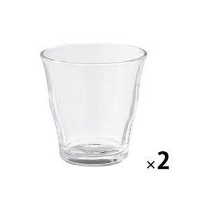無印良品 グラス 200ml 2個 8988976 良品計画の1枚目の写真