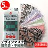 2点購入で 鬼滅の刃 マスク 日本製 ピンク おしゃれ 使い捨て 不織布 プリーツ 個包装 大きめ レディース 冬用 ポイント消化の1枚目の写真