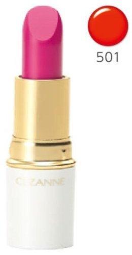 セザンヌ化粧品 ラスティング リップカラーN 501 オレンジ系 7gの1枚目の写真