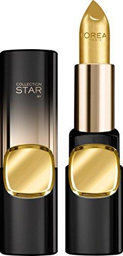ロレアル パリ カラーリッシュ ルルージュ G101 ゴールドの1枚目の写真