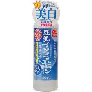 常盤薬品 サナ なめらか本舗 薬用美白しっとり化粧水ローションタイプ化粧水の1枚目の写真