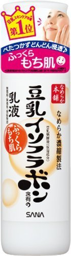 常盤薬品 なめらか本舗 豆乳イソフラボンの乳液 150ml×48個の1枚目の写真