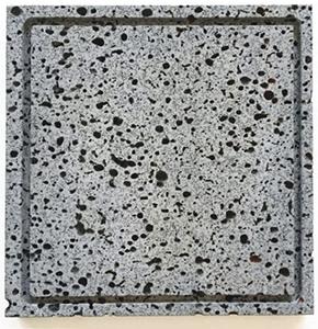 荒くれ男の溶岩プレートBタイプ STC-YG-Bの1枚目の写真