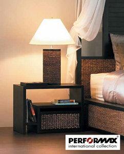 ウォーターヒヤシンス スタンドランプ/照明/アジアン リゾート ホテル バリ アジアン家具の1枚目の写真
