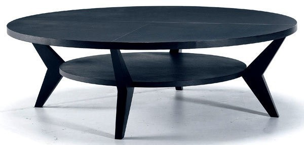 サークルリビングテーブルの1枚目の写真