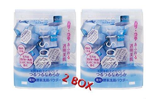 カネボウ suisaiスイサイ ビューティクリアパウダーAP 洗顔料 0.4X32個 外箱なしの1枚目の写真