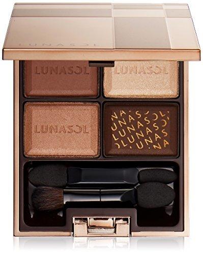 カネボウ LUNASOL ルナソル セレクション・ドゥ・ショコラアイズ 02 Chocolat Amerの1枚目の写真