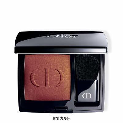 ディオール Dior ディオールスキン ルージュ ブラッシュ 678 カルトの1枚目の写真