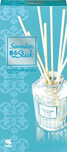 小林製薬 Sawaday香るStickパルファム ブルー本体の1枚目の写真