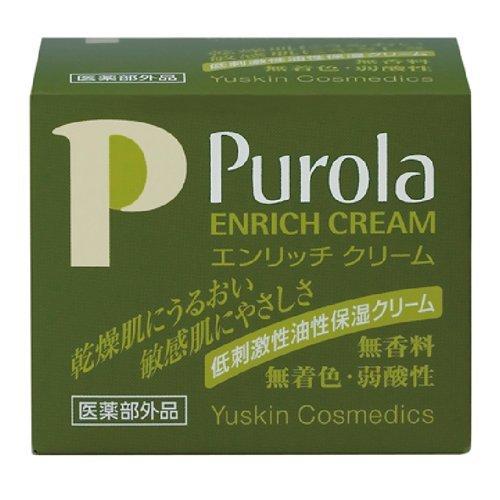 プローラ 薬用エンリッチクリームa 67gの1枚目の写真