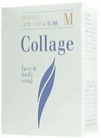 コラージュM石鹸 (100g) 敏感肌にの1枚目の写真