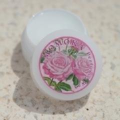 バラの香りの贈り物♪練り香水 桃香の1枚目の写真