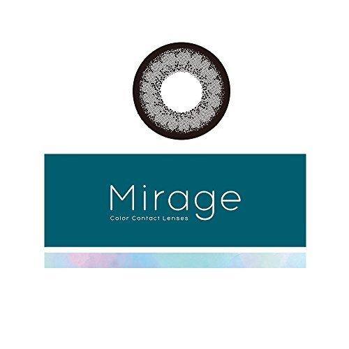 カラコン カラーコンタクトレンズ 度あり マンスリー 1ヶ月 Mirage ミラージュ 1枚入 1箱の1枚目の写真