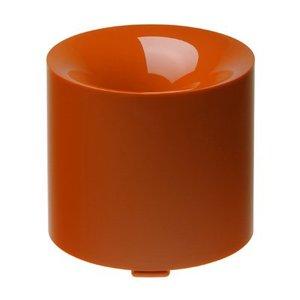 ±0プラスマイナスゼロ加湿器 SオレンジXQK-T110の1枚目の写真