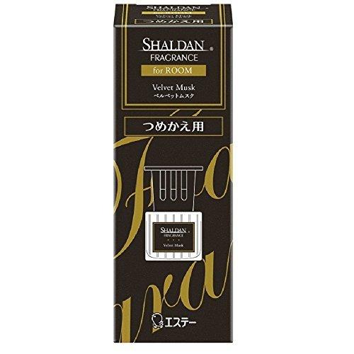 シャルダン SHALDAN フレグランス for ROOM 芳香剤 部屋用 部屋 つめかえ ベルベットムスク 65mlの1枚目の写真