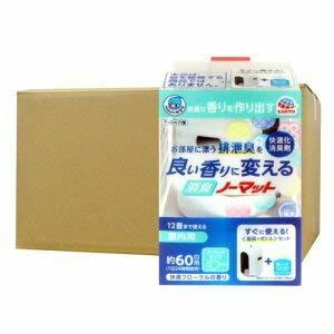 アース製薬 ヘルパータスケ 良い香りに変える消臭ノーマット 快適フローラルの香り 1個の1枚目の写真