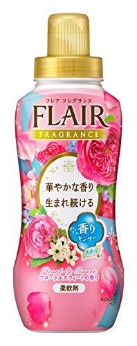 フレアフレグランス フローラル&スウィート 本体 570ml 306746 花王の1枚目の写真