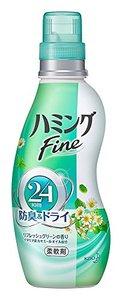 ハミング ファイン 柔軟剤 リフレッシュグリーンの香り 本体 / ハミングの1枚目の写真