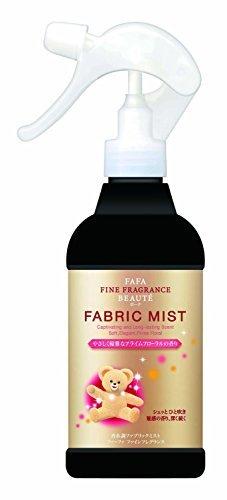 ファーファ ファインフレグランス ファブリックミスト 消臭芳香剤 布用 ボーテ 香水調プライムフローラルの香り 本体 250mlの1枚目の写真