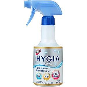 ライオン トップHYGIA (ハイジア)除菌・消臭スプレー 本体 350ml の1枚目の写真