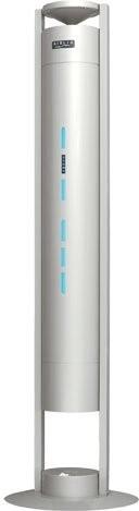 岩崎電気 循環式紫外線空気清浄機 エアーリア 30Wタイプの1枚目の写真