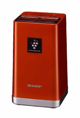 SHARP プラズマクラスターイオン発生機 1畳タイプ オレンジ系 IG-B20-Dの1枚目の写真