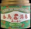 金鳥の渦巻 森の香り 蚊取り線香 缶入 30巻入の1枚目の写真