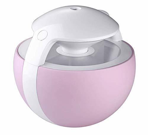 450Ml空気加湿器エッセンシャルオイルディフューザーアロマテラピーランプ電気アロマディフューザーミストメーカー家庭用加湿器,Pinkの1枚目の写真