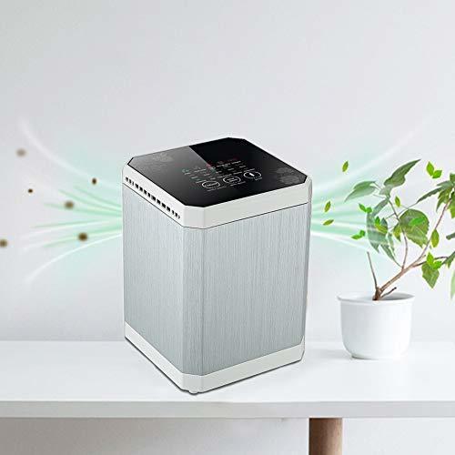 HANSHUMY 空気清浄機 家庭用 オフィス 卓上 デスク 三階フィルター ノーノイズ 800w 陰イオン浄化機能 花粉浄化 スモッグを取り除きの1枚目の写真