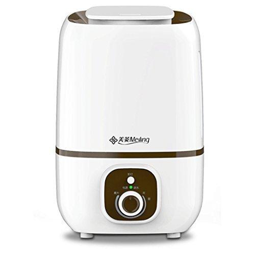 加湿器家庭用ミュートベッドルーム大容量空気清浄機小型抗菌健康加湿アロマセラピーマシンの1枚目の写真