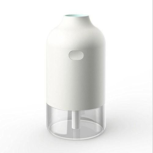Usb加湿器ミニホームオフィスデスクトップミュートベッドルーム空気清浄機水和スプレー大容量アロマテラピーマシンポータブルの1枚目の写真