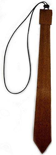 木製ネクタイの1枚目の写真