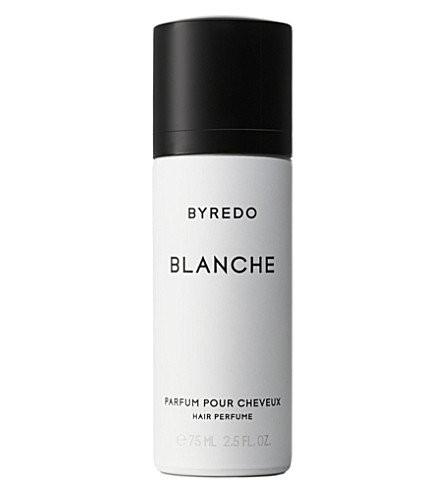バレード ブランシュ ヘアパフューム 75ml BYREDO BLANCHE HAIR PERFUMEの1枚目の写真