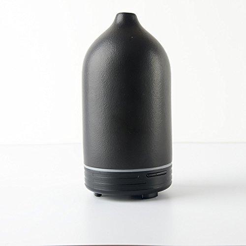超音波式加湿器 陶香 とうか アロマディフューザー 陶製空気清浄機 空焚き防止 卓上 静音 ミニマリストの1枚目の写真