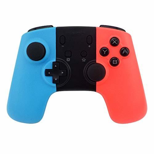 ワイヤレスBluetoothコントローラスイッチゲームパッド任天堂NSホストコントローラの1枚目の写真