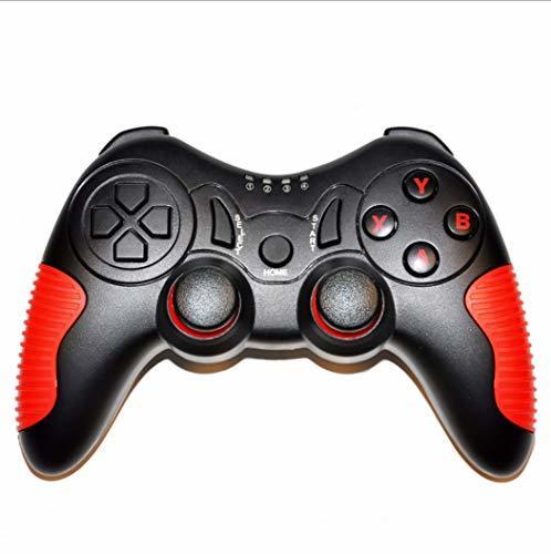 カスタムボタン付きプロフェッショナルハンドル付きワイヤレスBluetoothゲームパッドの1枚目の写真