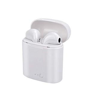 Bluetoothイヤホン4.1携帯用充電ボックスBluetoothヘッドセット収納ボックスの1枚目の写真
