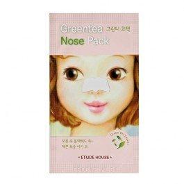 エチュードハウス グリーンティーノーズ 鼻パック 10枚セット Etude House 韓国コスメの1枚目の写真