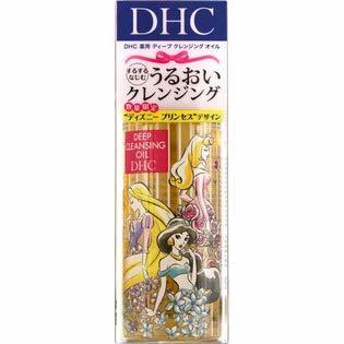 【数量限定】DHC 薬用ディープクレンジングオイル #ディズニープリンセス SSL 150mlの1枚目の写真